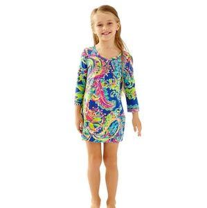 NEW Lilly Pulitzer Mini Palmetto Dress Toucan Play